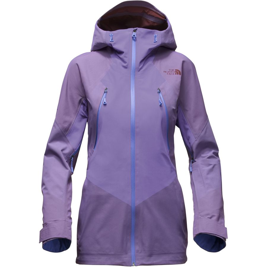 The North Face Fuseform Brigandine 3l Jacket Women S