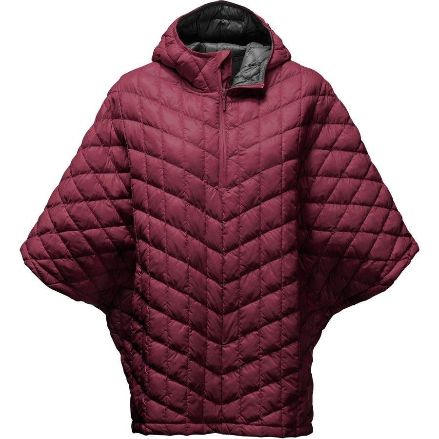 The North Face Thermoball Poncho Women S Backcountry Com