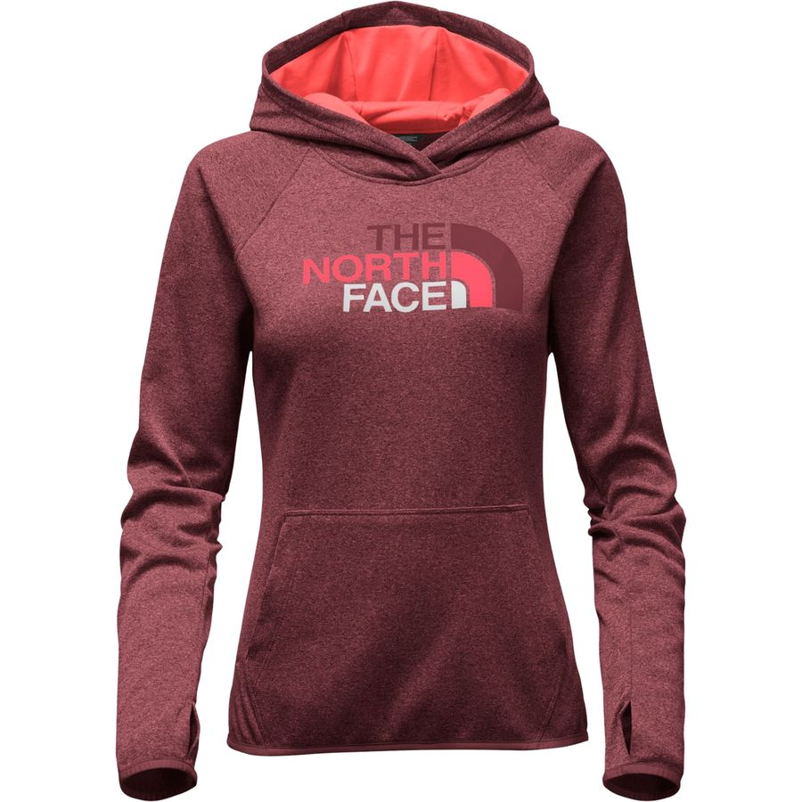 The North Face Fave Half Dome Pullover Hoodie - Womens