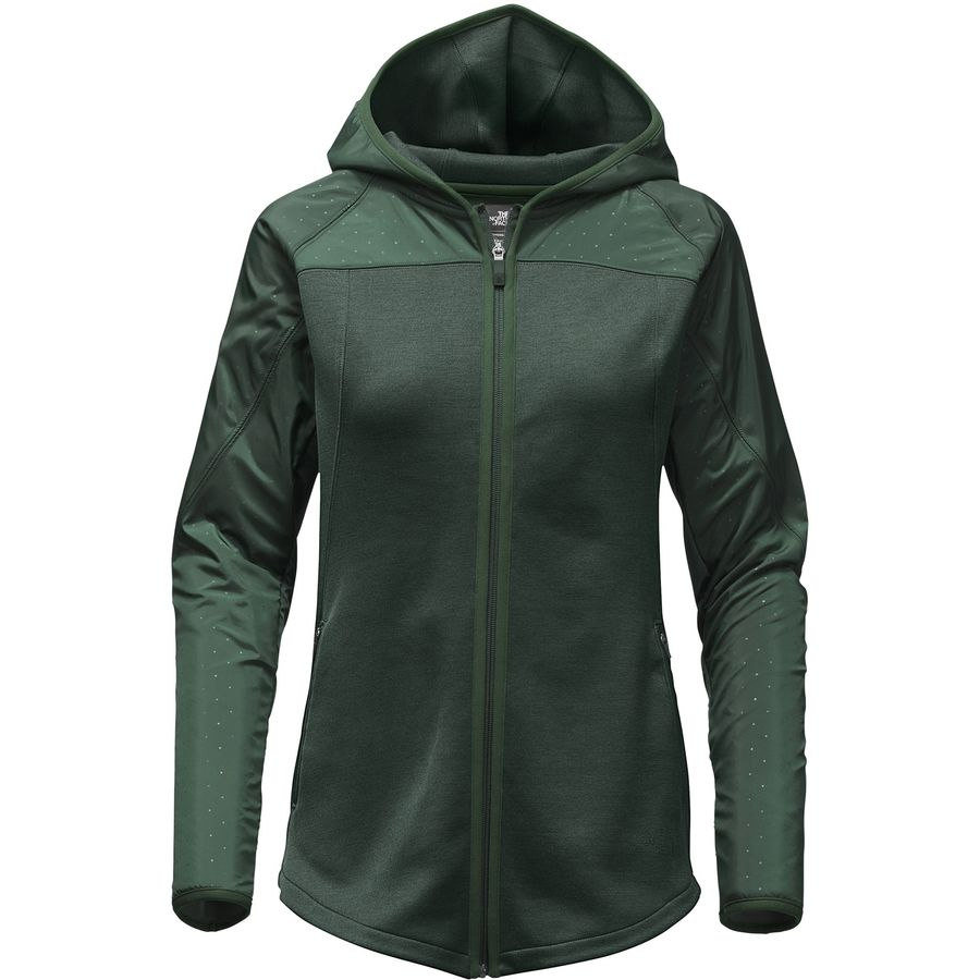 The North Face Spark Full-Zip Hooded Jacket - Womens
