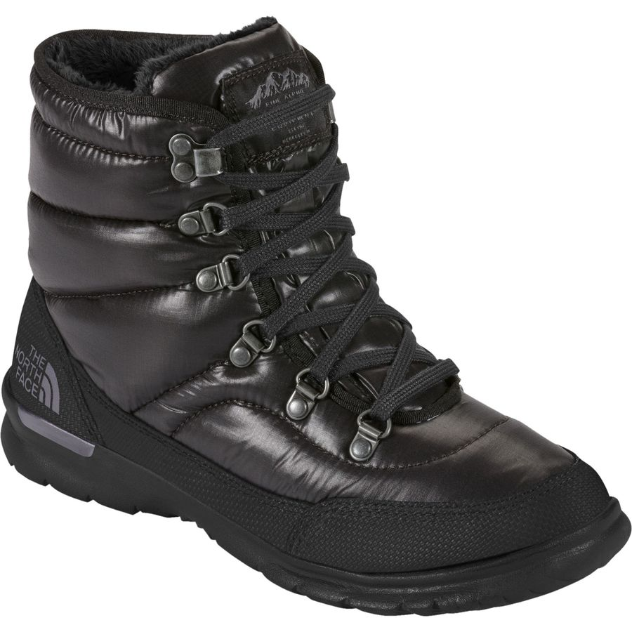 The north face thermoball lace ii boot women 39 s for Womens fishing shoes