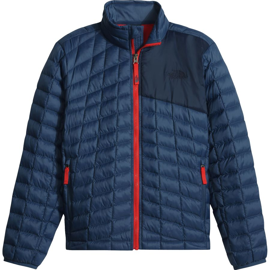 The North Face Thermoball Full-Zip Jacket - Boysu0026#39; | Backcountry.com