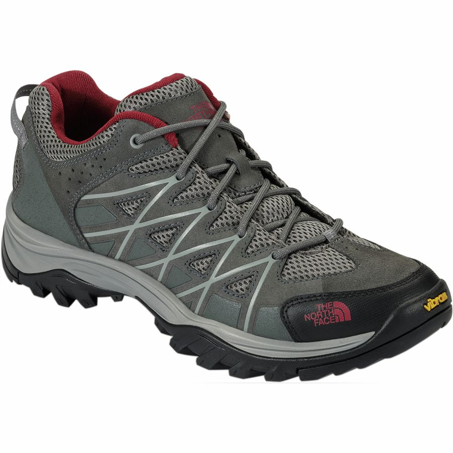 The North Face Mens   Hiking Shoe