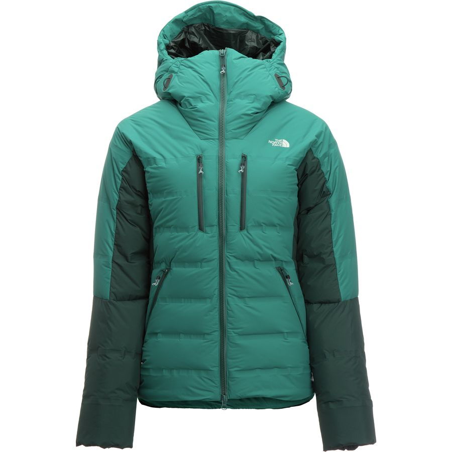 North face down coats for women