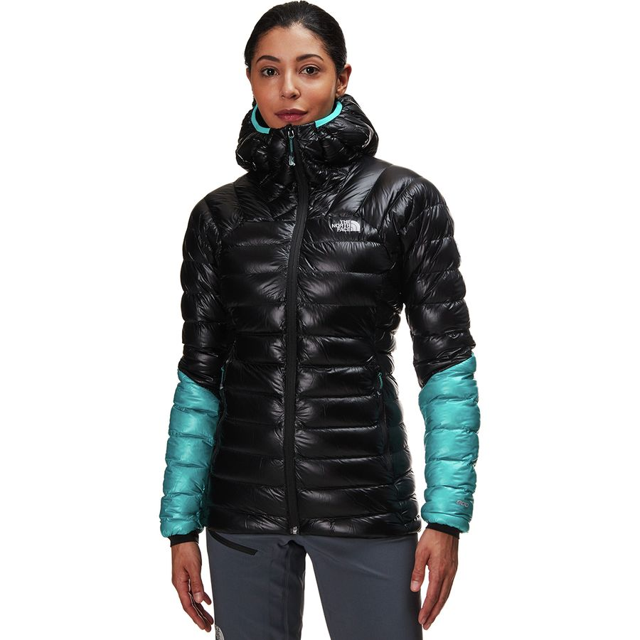 The North Face Summit L3 Down Hooded Jacket Women S