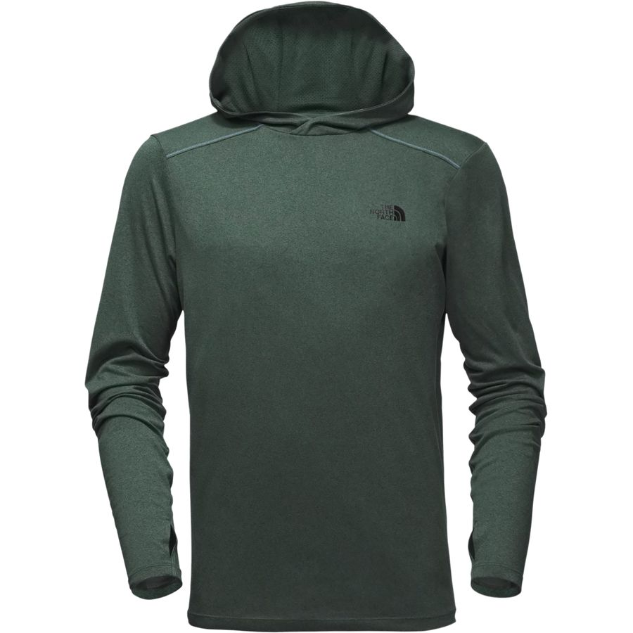 North Face Schoudertasje : The north face reactor pullover hoodie men s