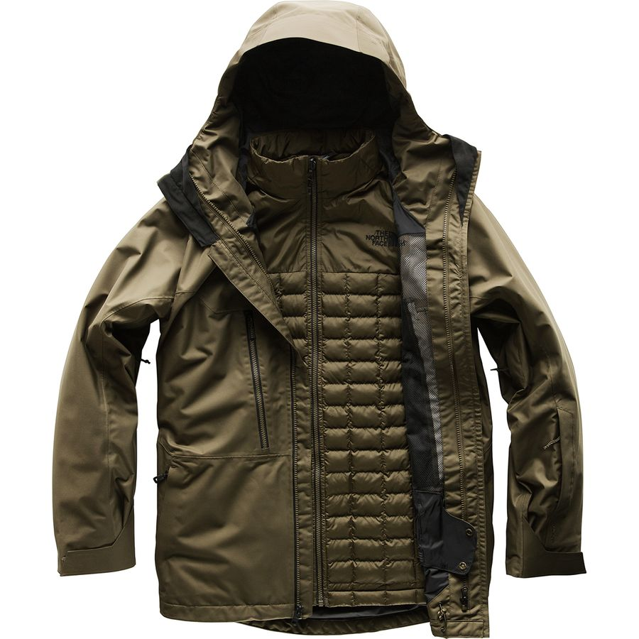 The North Face Thermoball Snow Triclimate Hooded Jacket