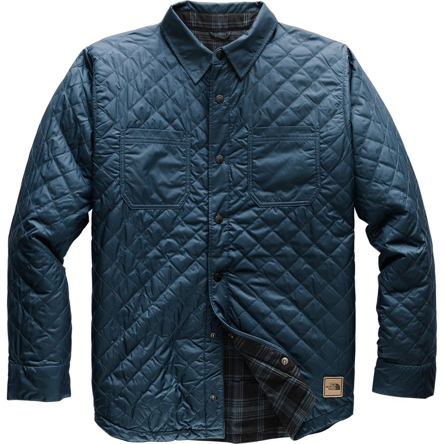 The North Face Fort Point Insulated Flannel Jacket Men S