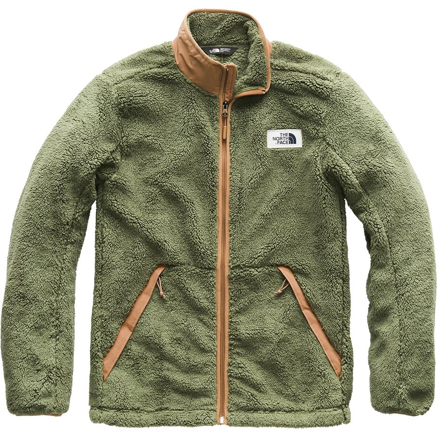 The North Face Campshire Fleece Jacket - Men's ...