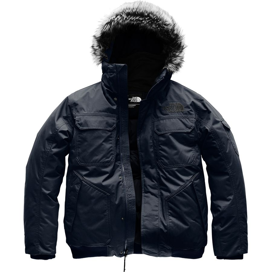 North Face Schoudertas : The north face gotham hooded down jacket iii men s