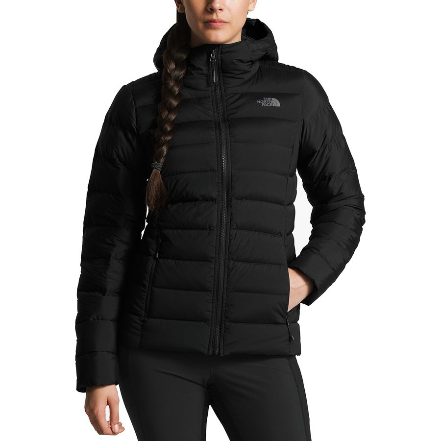 The North Face Stretch Down Hooded Jacket Women S