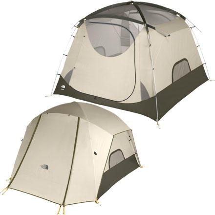 North Face Tents 4 Person The North Face Foundation 4 bx