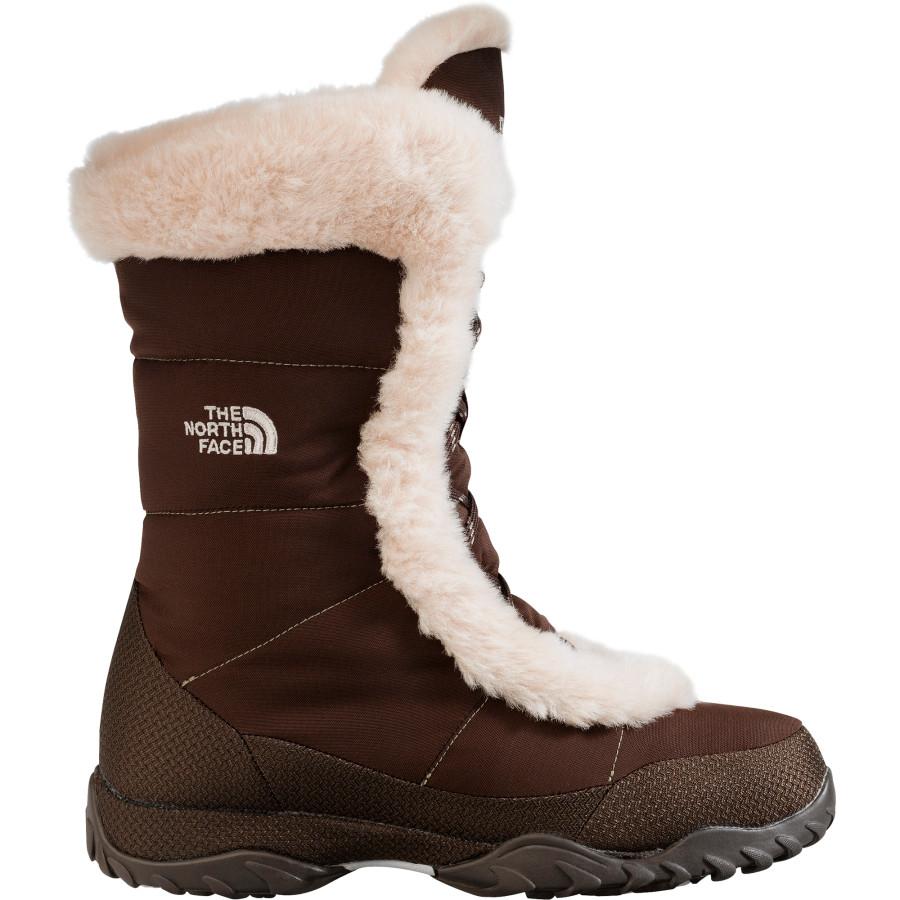the nuptse fur ii winter boot s