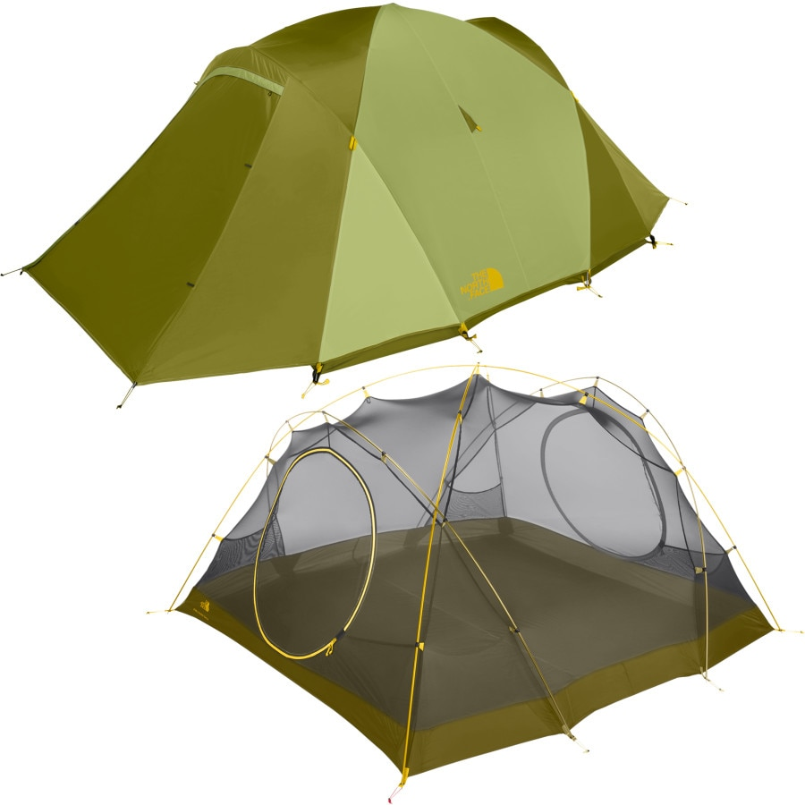 North Face Tents 4 Person bx Tent 4-person 3-season