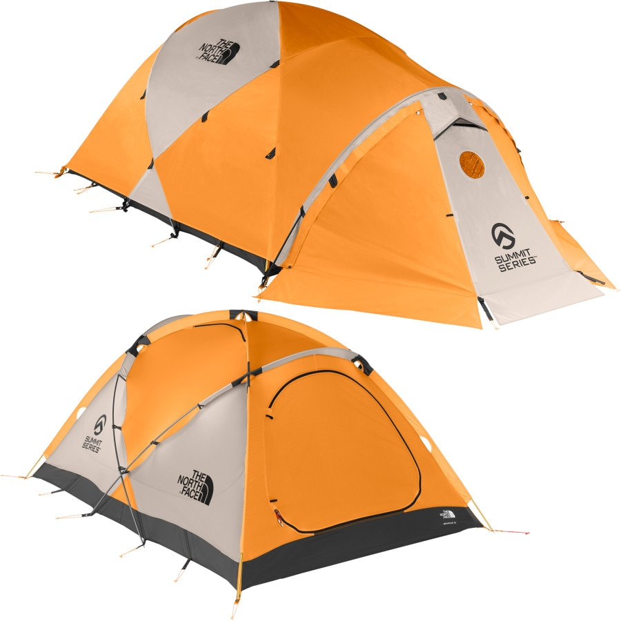 North Face Tents 4 Person 25 Tent 2-person 4-season