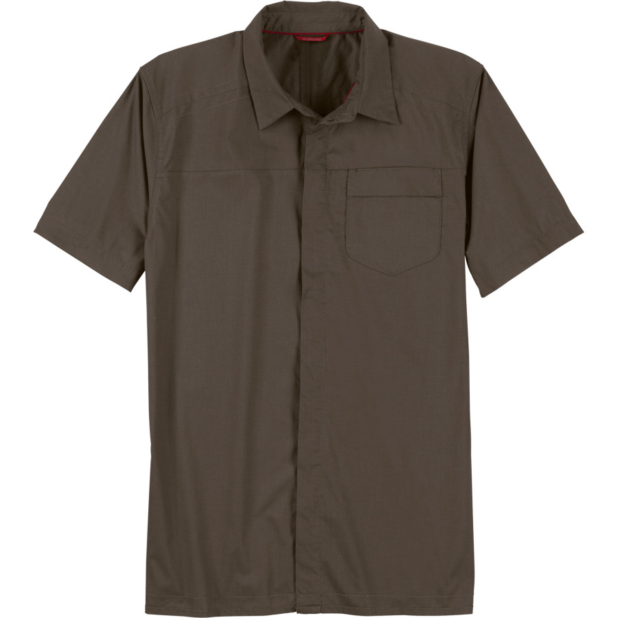 The north face wild basin shirt short sleeve men 39 s for The north face short sleeve shirt