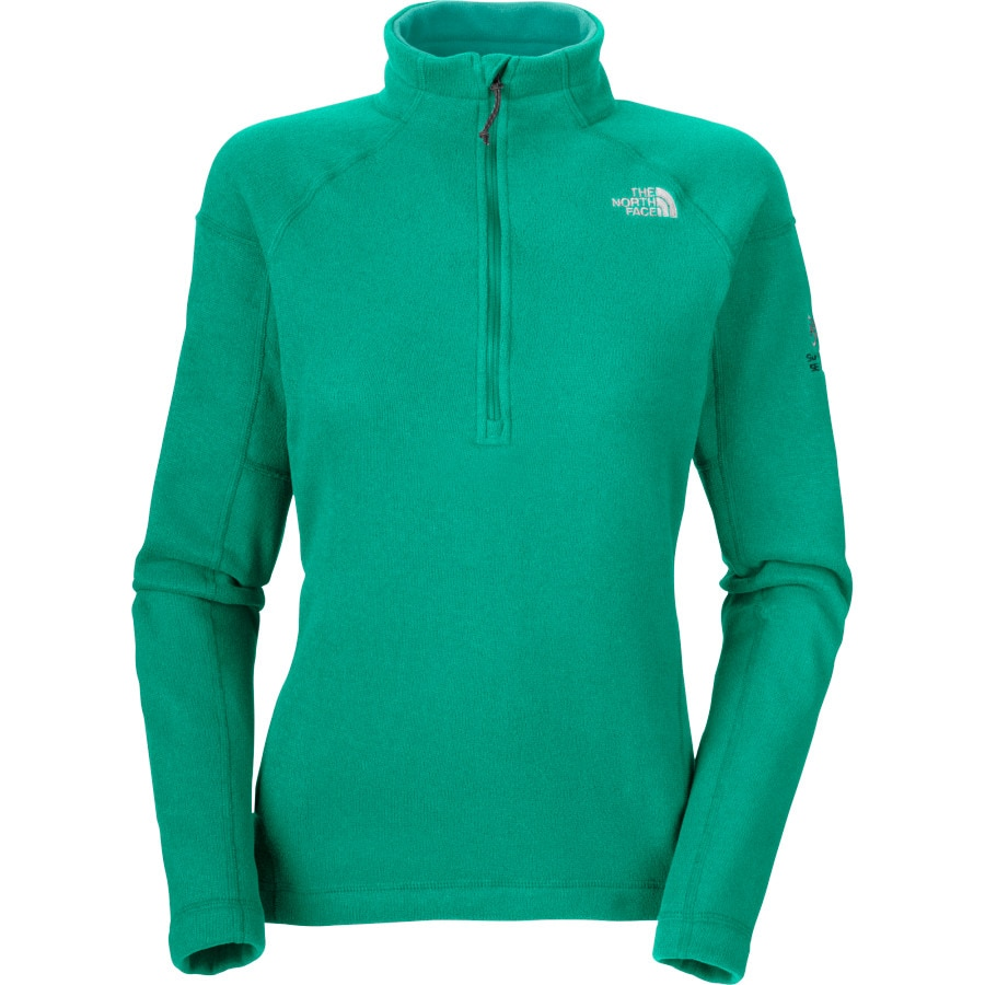 The North Face Annapurna 1/4 Zip Fleece Sweater - Women's ...