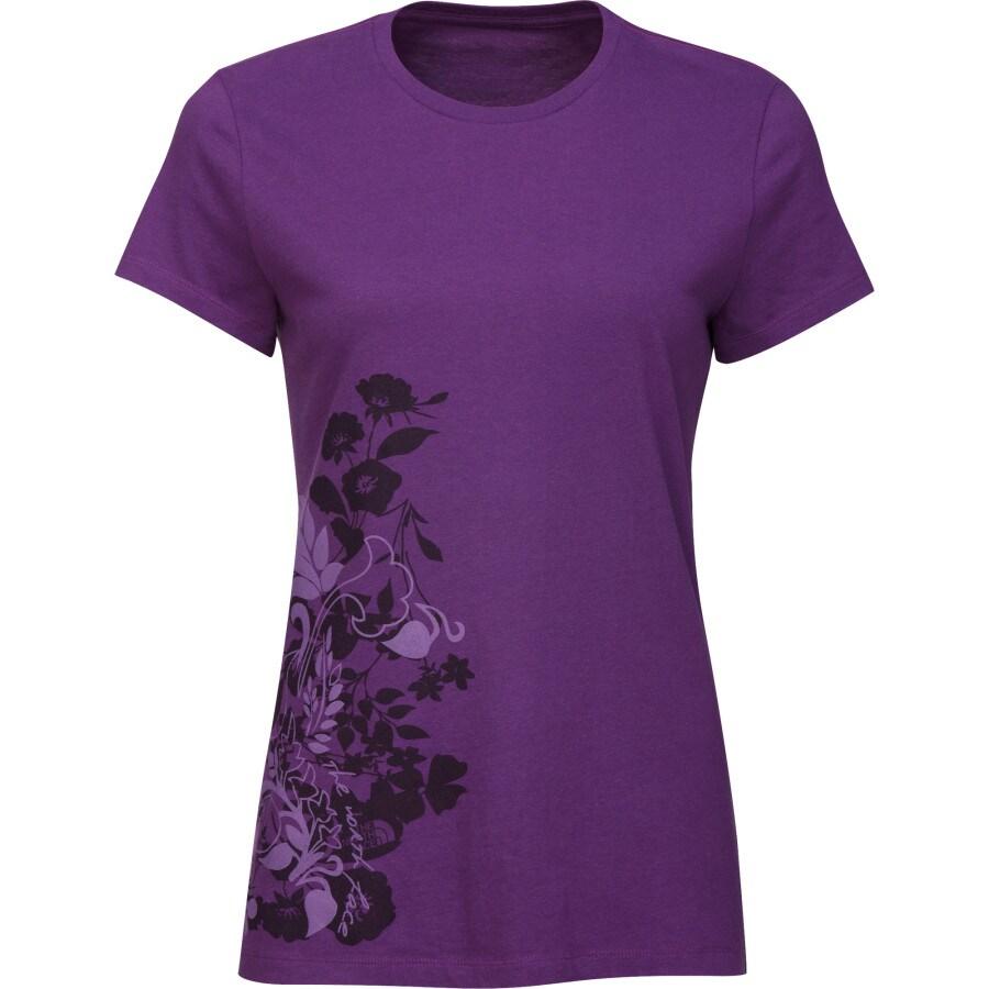 The north face shadda box t shirt short sleeve women 39 s for The north face short sleeve shirt