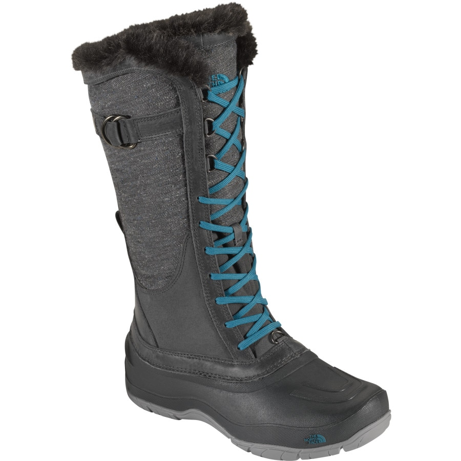 Fantastic The Ahnu Womens Sugarpine  Plenty Of Comfort The Boot Is Outfitted With An EVA Midsole And A Removable Footbed For Enhanced Support It Also Features Plenty Of Toe Protection For The Entire Toe Bed This North Face Shoe Is Ideal For Trail