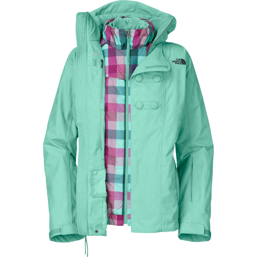 North Face 3 In 1 Womens