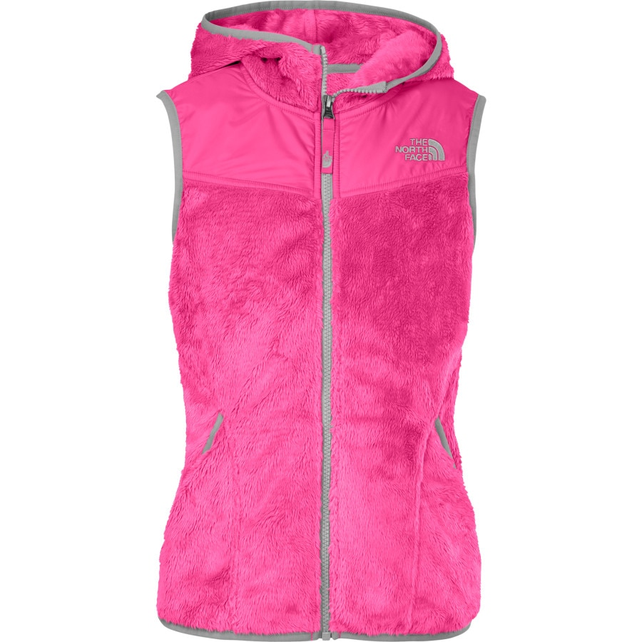 The North Face Oso Vest Hoodie - Girls' | Backcountry.com