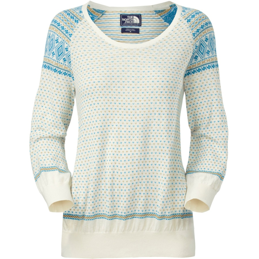 The North Face Lace Leaf Sweater - Women's | Backcountry.com