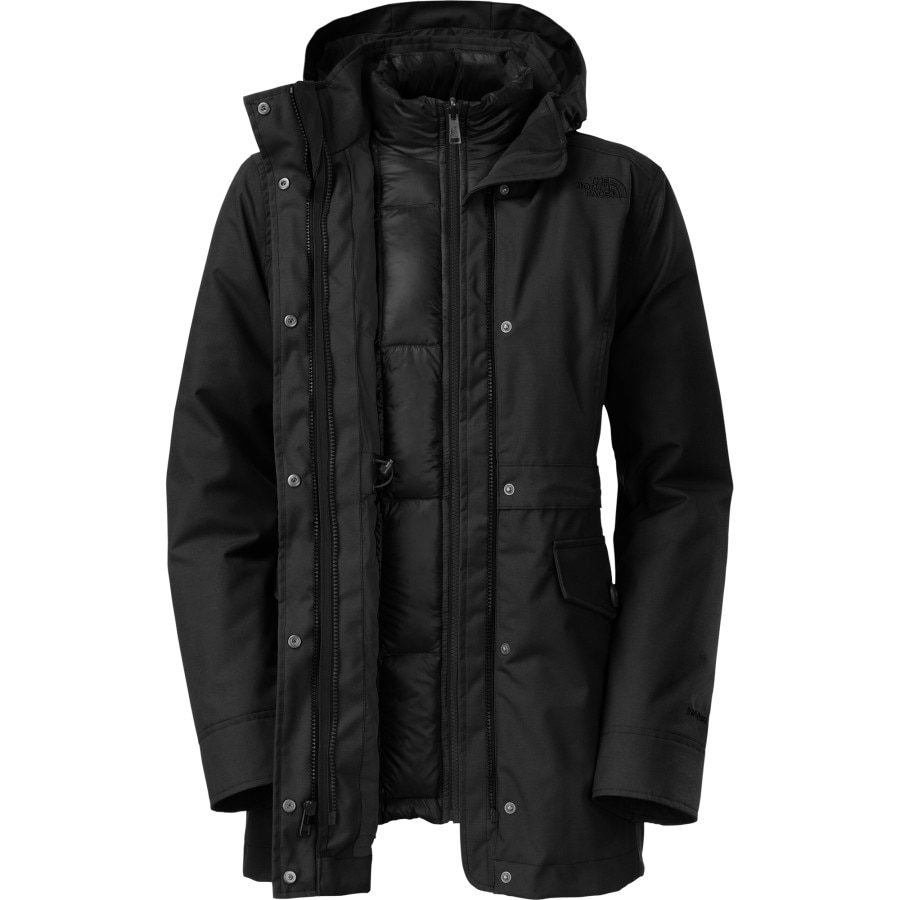 The North Face Adriana Triclimate Jacket - Women's | Backcountry.com