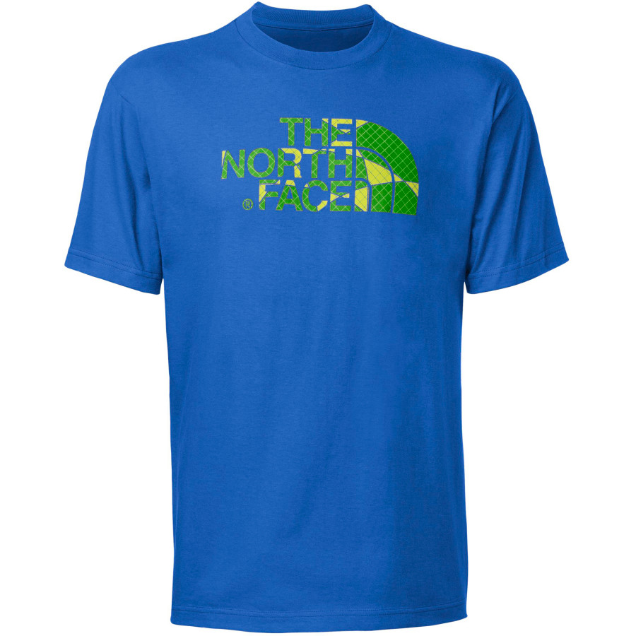 The north face dekadome t shirt short sleeve men 39 s for The north face short sleeve shirt