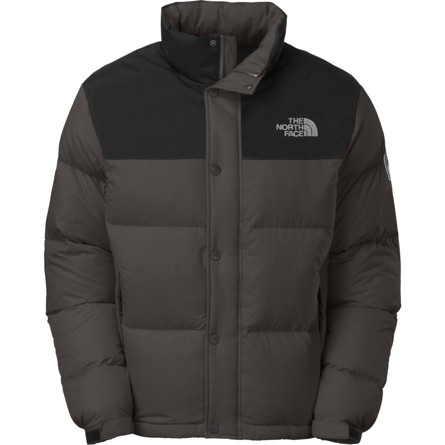 the north face nuptse heights jacket men 39 s. Black Bedroom Furniture Sets. Home Design Ideas