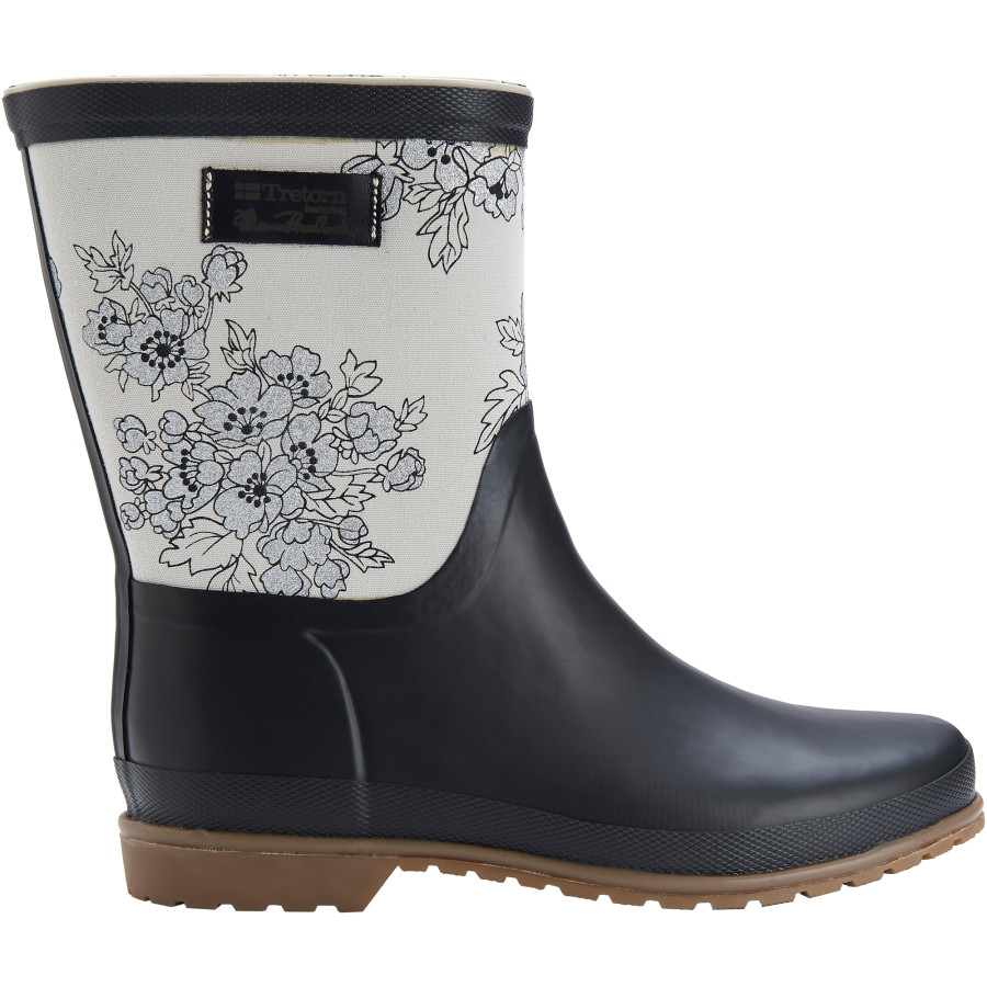 Excellent Tretorn Snoega Rain Boot Women 3391 | EBay