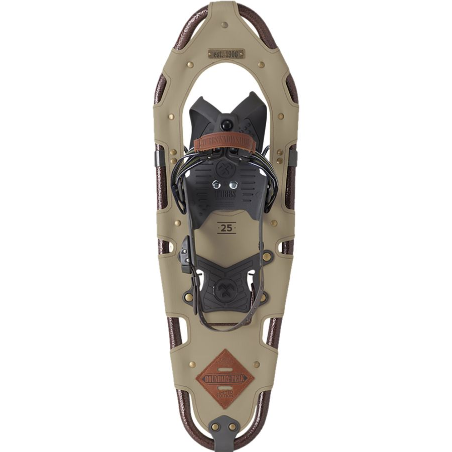tubbs boundary peak snowshoes s backcountry