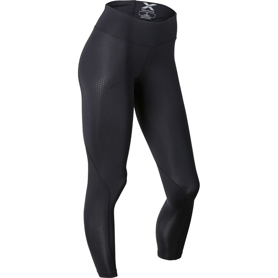 how to wear compression tights 2xu