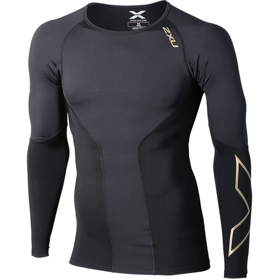 2XU Elite Compression Top - Long-Sleeve - Mens
