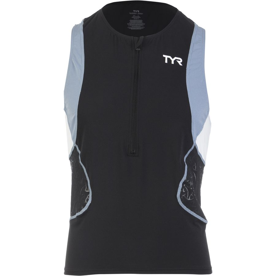 TYR Competitor Singlet Mens Top