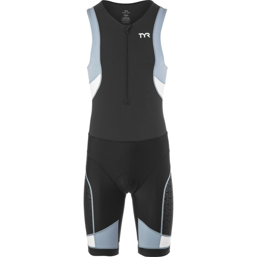TYR Competitor Front Zipper Tri Suit - Mens