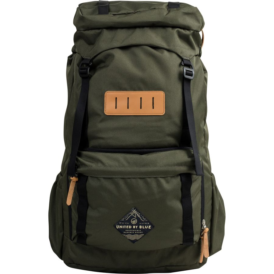 United by Blue Range Backpack - 2746cu in