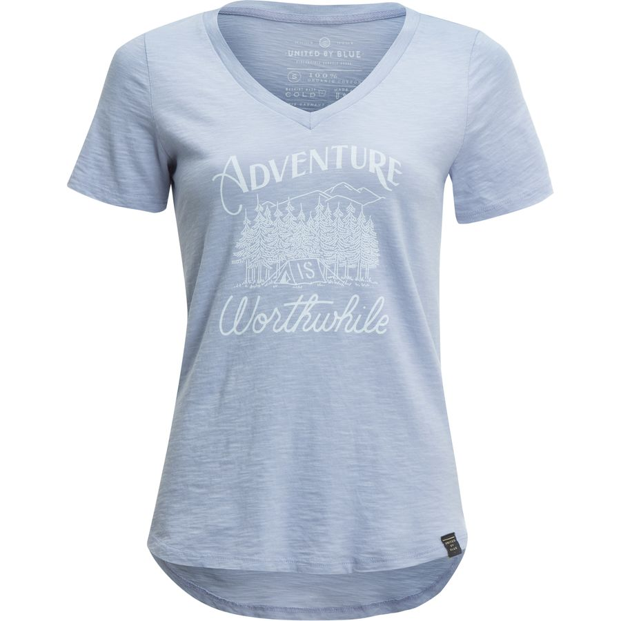 United by Blue Adventure T-Shirt - Womens