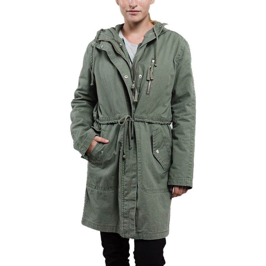 United by Blue Ash Double Layer Coat - Womens