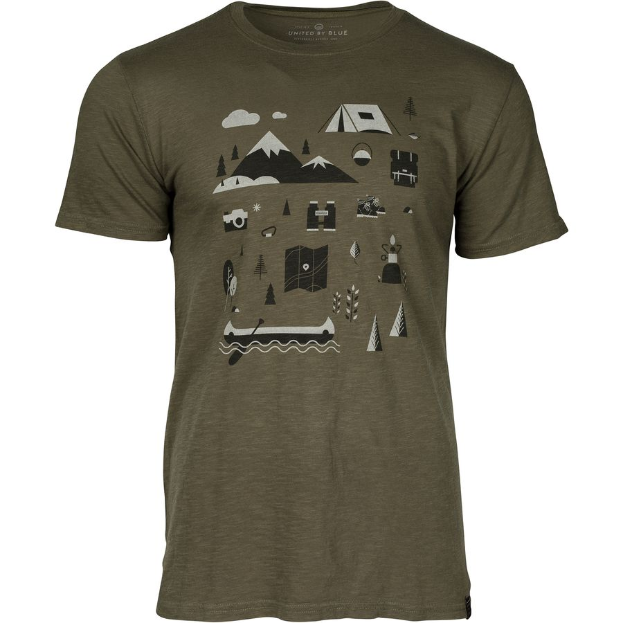 United by Blue National Park T-Shirt - Mens