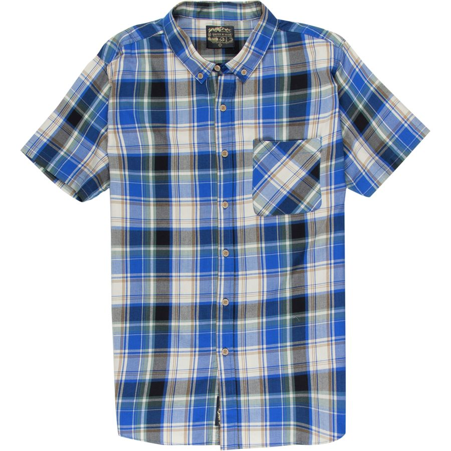 Short Sleeve Plaid Shirts For Women