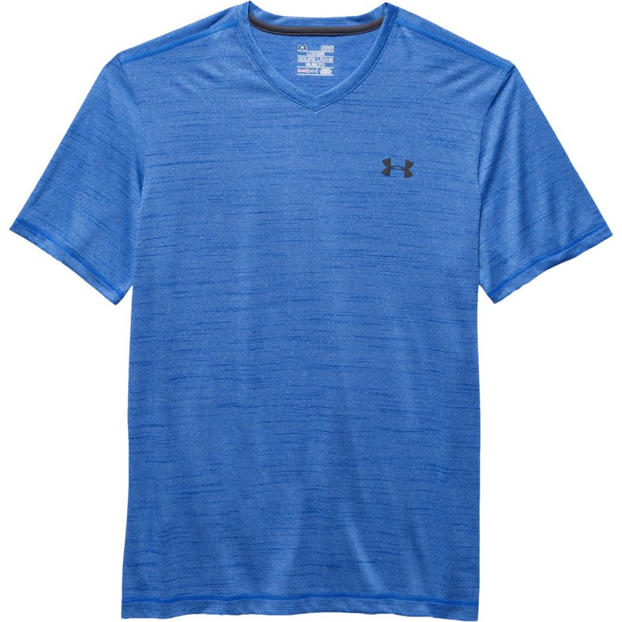 Under Armour Tech V Neck T Shirt Short Sleeve Men 39 S