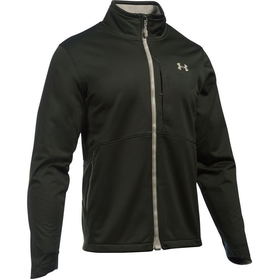 under armour coldgear infrared softershell jacket men 39 s. Black Bedroom Furniture Sets. Home Design Ideas
