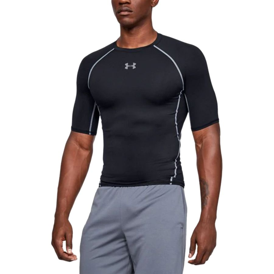Under Armour HeatGear Armour Compression Shirt - Short-Sleeve - Men's