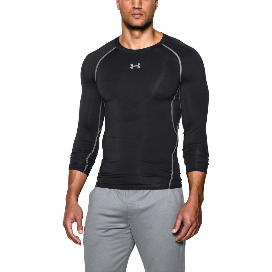 under armour heatgear armour compression shirt long