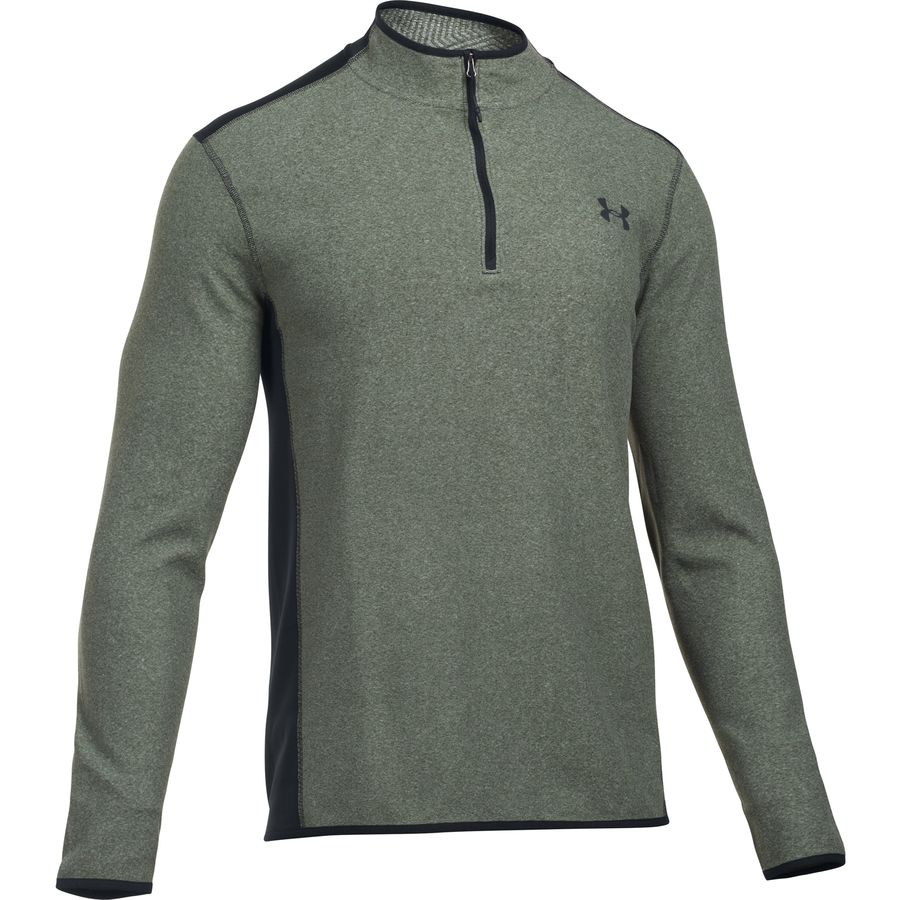 Under Armour ColdGear Infrared Survival Fleece Pullover - 1/4-Zip - Mens
