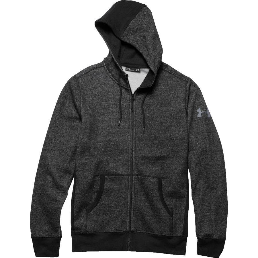 Under armour beast hooded fleece jacket men 39 s for Beast mode shirt under armour