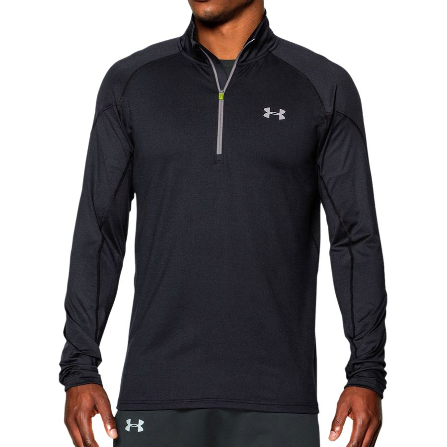 Under Armour Coldgear Infrared Run 1 2 Zip Shirt Long