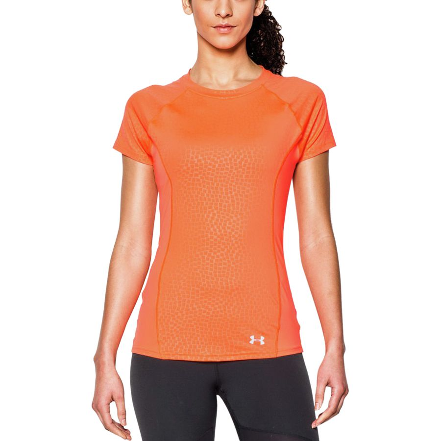 Under Armour CoolSwitch Trail Shirt - Short-Sleeve - Women's