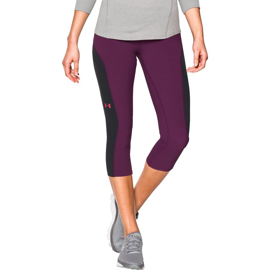 Under Armour Armourvent Trail Capri - Women's