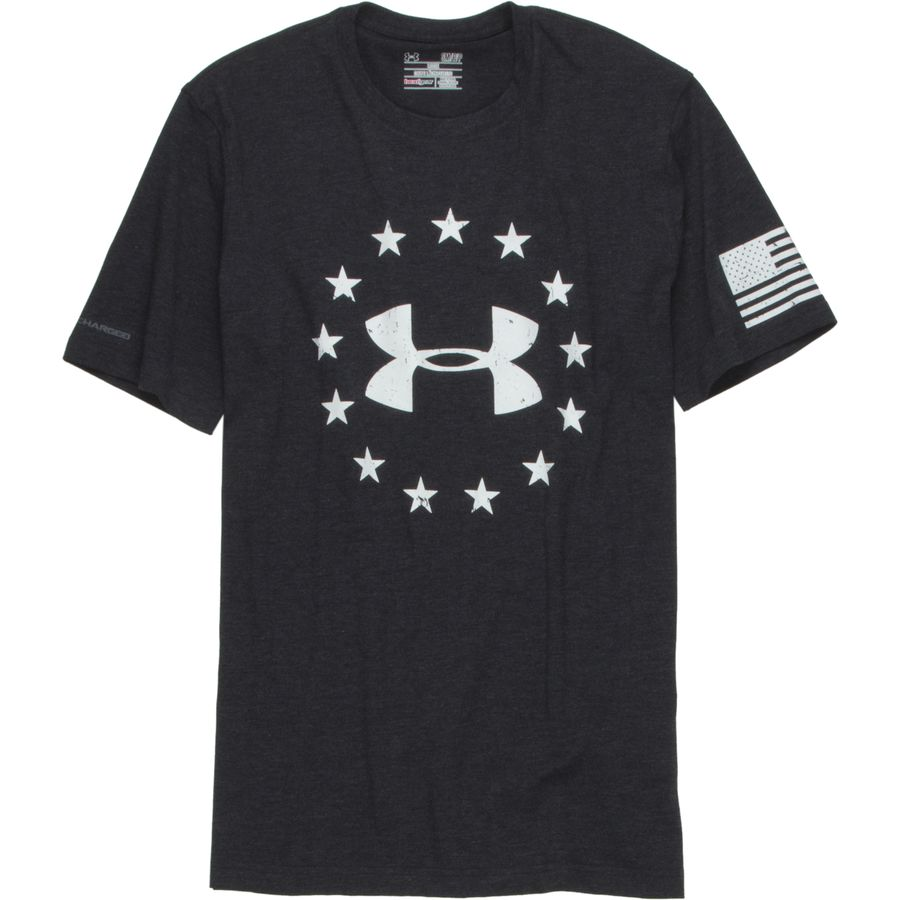 Under Armour Freedom T-Shirt - Short-Sleeve - Mens